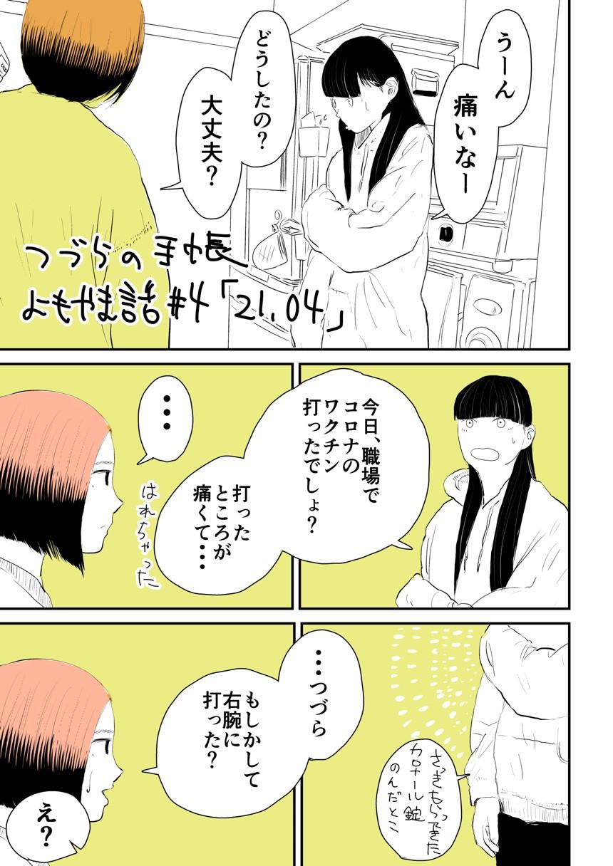 よもやま話 その4(1ページ目)